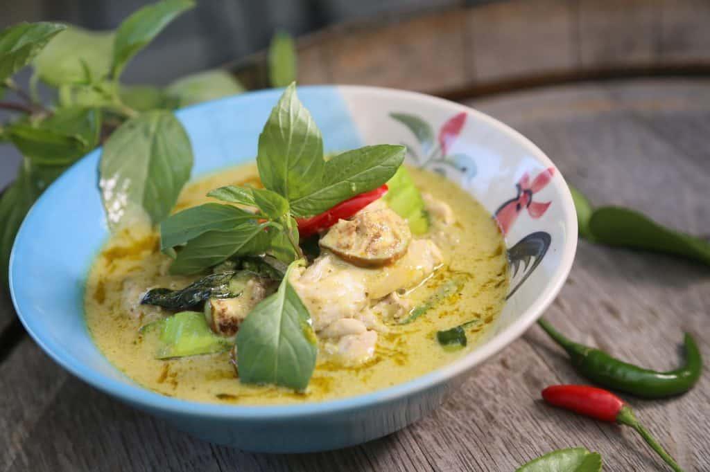 thailändisch-suppe